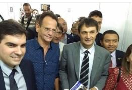 Visita de Romero Rodrigues assinala pré-campanha e pode gerar um racha na aliança com Luciano Cartaxo