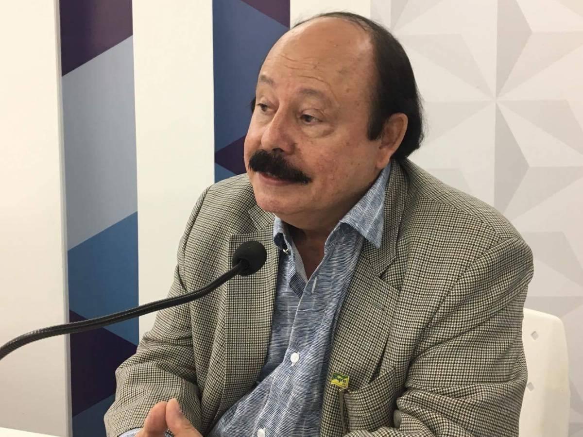 IMG 5180 - Levy Fidelix diz que Temer deveria ter mandado um ministro inaugurar transposição na Paraíba