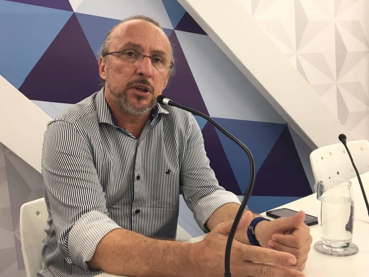 IMG 5191 - 'Foi inaugurada para cumprir uma agenda política': Engenheiro diz que água da Transposição pode demorar até dezembro para chegar a Campina Grande