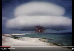 III Guerra Mundial: Ditador coreano anuncia teste de bomba de hidrogênio, imagens impressionam