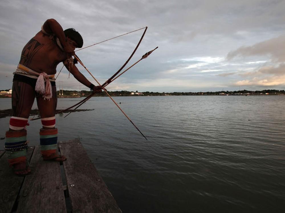indio - Indígenas pedem que PGR abra inquérito contra Bolsonaro após decisão sobre demarcação de reservas