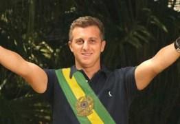 DEM desiste de Doria e vai focar em Luciano Huck, diz jornal