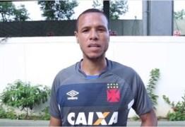 Confirmada a estreia de Luis Fabiano no Vasco contra Macaé, pelo Estadual do Rio
