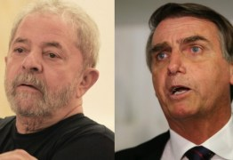 Lula e Bolsonaro podem ser multador por propaganda eleitoral antecipada