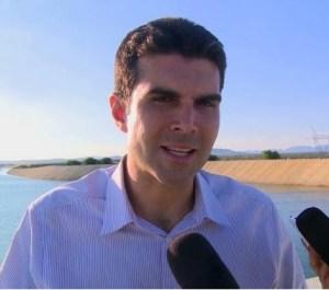 ministro helder 300x265 - VEJA VÍDEO: Ministro da Integração Nacional fala do misto de sentimentos trazidos ao povo nordestino pela transposição