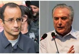 Ao TSE, Cláudio Melo confirma delação e diz que Temer solicitou pagamentos a Marcelo Odebrecht
