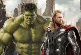 """Hulk terá mais espaço no filme 'Thor: Ragnarok"""""""