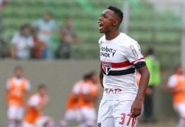 Jogador faz piada com o Corinthians, recebe críticas e se desculpa nas redes sociais
