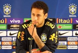 Neymar volta a ser capitão da Seleção e se diz mais maduro