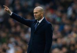 Zidane desbanca treinadores mais famosos e pode se tornar maior campeão da temporada