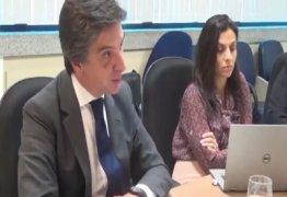 A PROVA: Delação de Fernando Reis onde ele relata doação em caixa 2 para o senador Cassio Cunha Lima – VEJA O VÍDEO