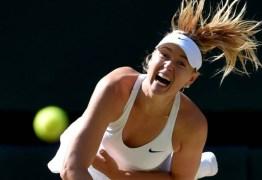 Sharapova derrota italiana após 15 meses de suspensão
