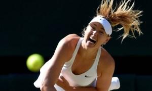 66719757 FILE PHOTO Maria Sharapova of Russia serves during her match against Serena Williams of 300x180 - Sharapova derrota italiana após 15 meses de suspensão