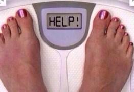 Mais de 50% dos brasileiros está com sobrepeso, diz pesquisa