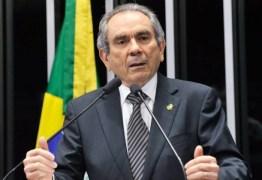 Senador Raimundo Lira lamenta falecimento do Vereador Pedro Coutinho, de João Pessoa