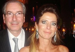 MP pede prisão de Cláudia Cruz, mulher de Eduardo Cunha