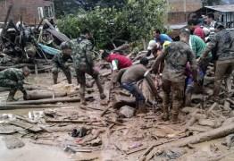 Deslizamento de terra mata mais de 200 pessoas e fere 400 na Colômbia