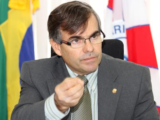 joas de brito pereira fiklho - OUÇA: 'o Governador é inteligente e usa os números a seu favor', dispara Joás de Brito Pereira