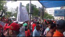 manifestantes obrigam lojistas d - 'Greve Geral foi um sucesso e teve adesão da OAB e justiça do trabalho', diz historiador sobre movimento na Paraíba