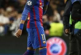 Técnico do Barcelona descarta desequilíbrio emocional de Neymar