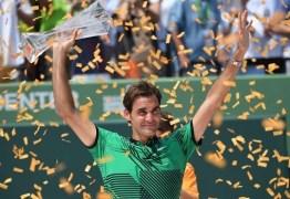Federer pretende manter mudança na estratégia de jogo após volta por cima