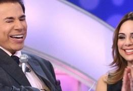 VEJA VÍDEO: Silvio Santos dá 'puxão de orelhas' em Rachel Sheherazade