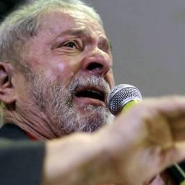 size 960 16 9 ex presidente lula em coletiva sobre acusacoes da operacao lava jato2 480x480 - Depoimento de Lula na Polícia Federal é adiado por segurança