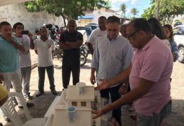 Luciano cartaxo participa de mutirão de serviços de saúde em bairros de João Pessoa