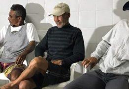 A DERIVA NO MAR DE CABEDELO: Após três dias pescadores desaparecidos em Pitimbu são encontrados