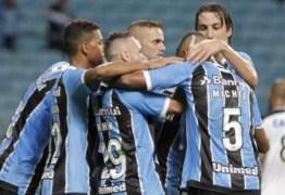 Grêmio domina o Botafogo e vence estreia no Brasileiro
