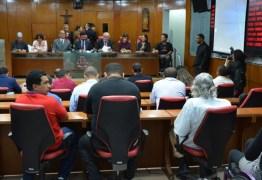 CCJ aprova Projeto de Lei que criminaliza pichação em João Pessoa
