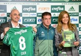 Cuca relata pressão por retorno precoce ao Palmeiras