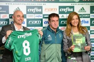 Cuca 300x200 - Cuca relata pressão por retorno precoce ao Palmeiras