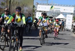 Passeio ciclístico promovido pelo Sesc movimenta orla da Capital neste mês