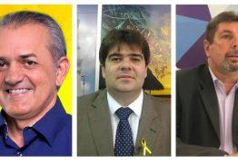 CÂMARA JP: João Corujinha, Eduardo Carneiro e Humberto Pontes são os vereadores novatos mais produtivos em 2017
