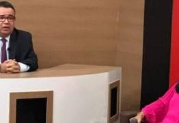 """Lígia Feliciano no programa de Rui Galdino: """"Em assumindo o governo a minha candidatura a reeleição depende do projeto de Ricardo"""""""