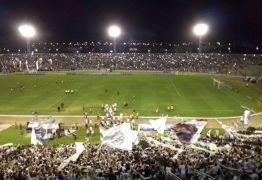 COPA DO NORDESTE: PM reforça segurança para jogo entre Botafogo-PB e Fortaleza