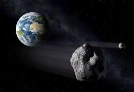 Pedaços de cometa ameaçam provocar apocalipse na Terra