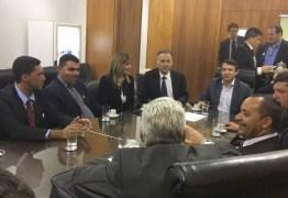 Aguinaldo e Daniella acompanham prefeitos paraibanos durante audiências com ministros