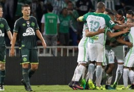 Atlético Nacional vence e Chapecoense perde título da Recopa