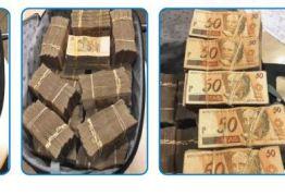 VEJA IMAGENS: Reveladas imagens do dinheiro entregue a Michel Temer