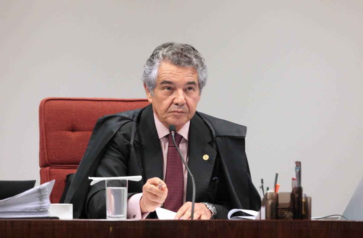 marco aurélio mello - Marco Aurélio afirma que Moro nada tem a fazer sobre soltura de Lula