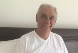 Com câncer, Rezende busca tratamento espiritual: 'Farmácia de Deus'