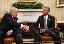 CONSELHEIRO: Obama alerta Trump sobre contratação de assessor ligado à Rússia