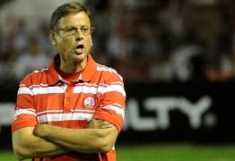 Náutico anuncia novo treinador para a série B