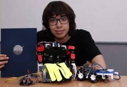 Estudante de 16 anos é escolhido pela NASA para explorar Marte