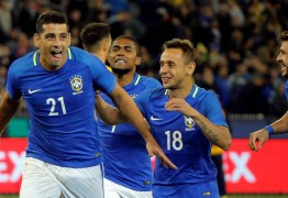 Brasil goleia Austrália em amistoso; veja replay