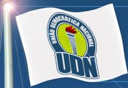 Partido da União Democrática Nacional vai se restabelecer na Paraíba