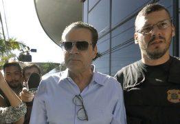 Policia Federal prendeu nesta manhã ex-ministro Henrique Eduardo Alves
