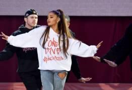 Ariana Grande lança single beneficente em favor dos familiares das vítimas do atentado em Manchester